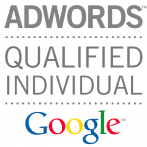google adwords qualified individual badge