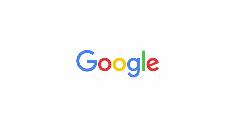 google logo nou