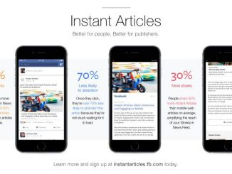 instant articles infografic