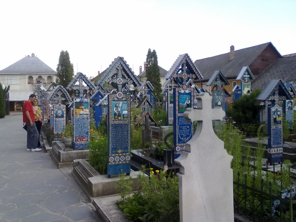 Cimitirul Vesel - Sapanta