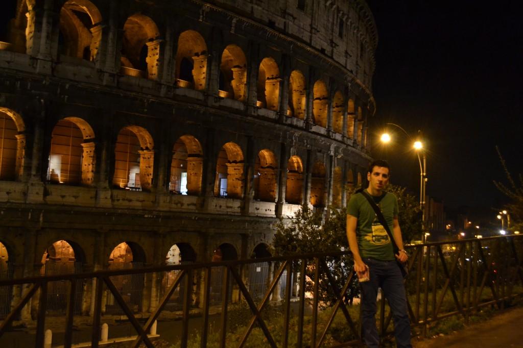 Coloseum, Noaptea