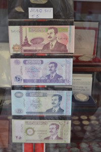 Iraq money