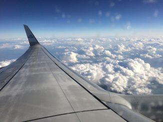 KLM din zbor
