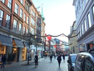 Decoratiuni Craciun Copenhaga