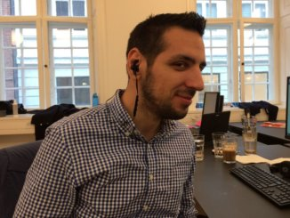 casti wireless bluetooth in ear