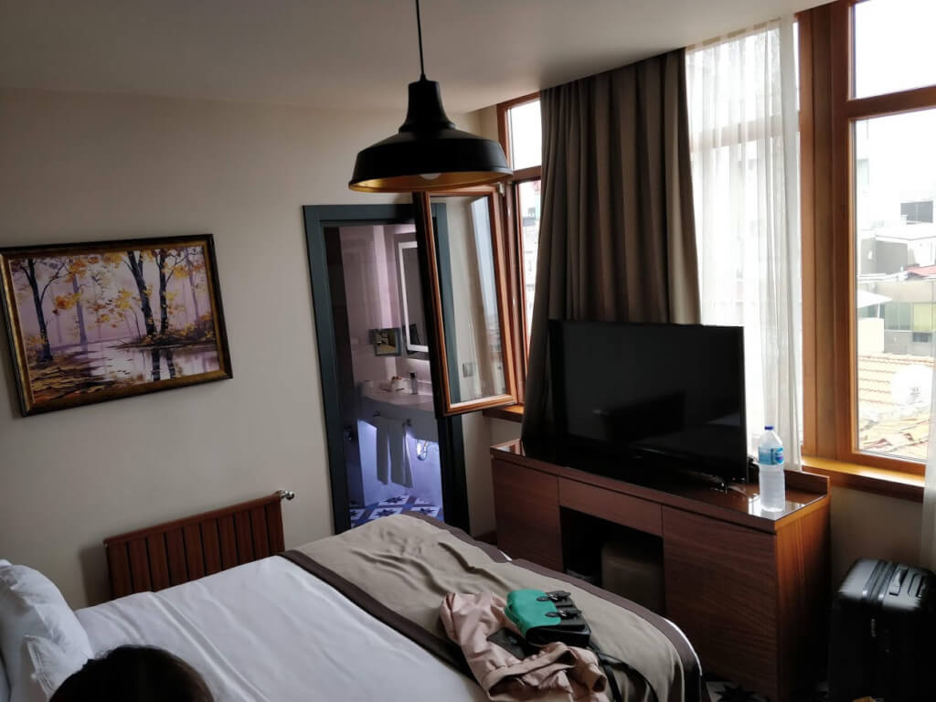 Cazare - Pera Luna Hotel Istanbul Taksim