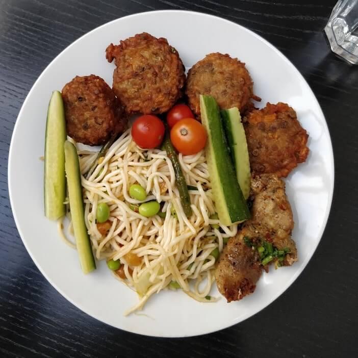 Masă obișnuită de prânz